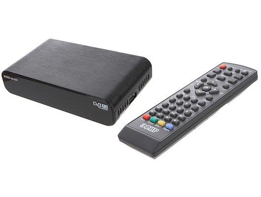 DVB-T2 ресивер Сигнал Эфир HD-550