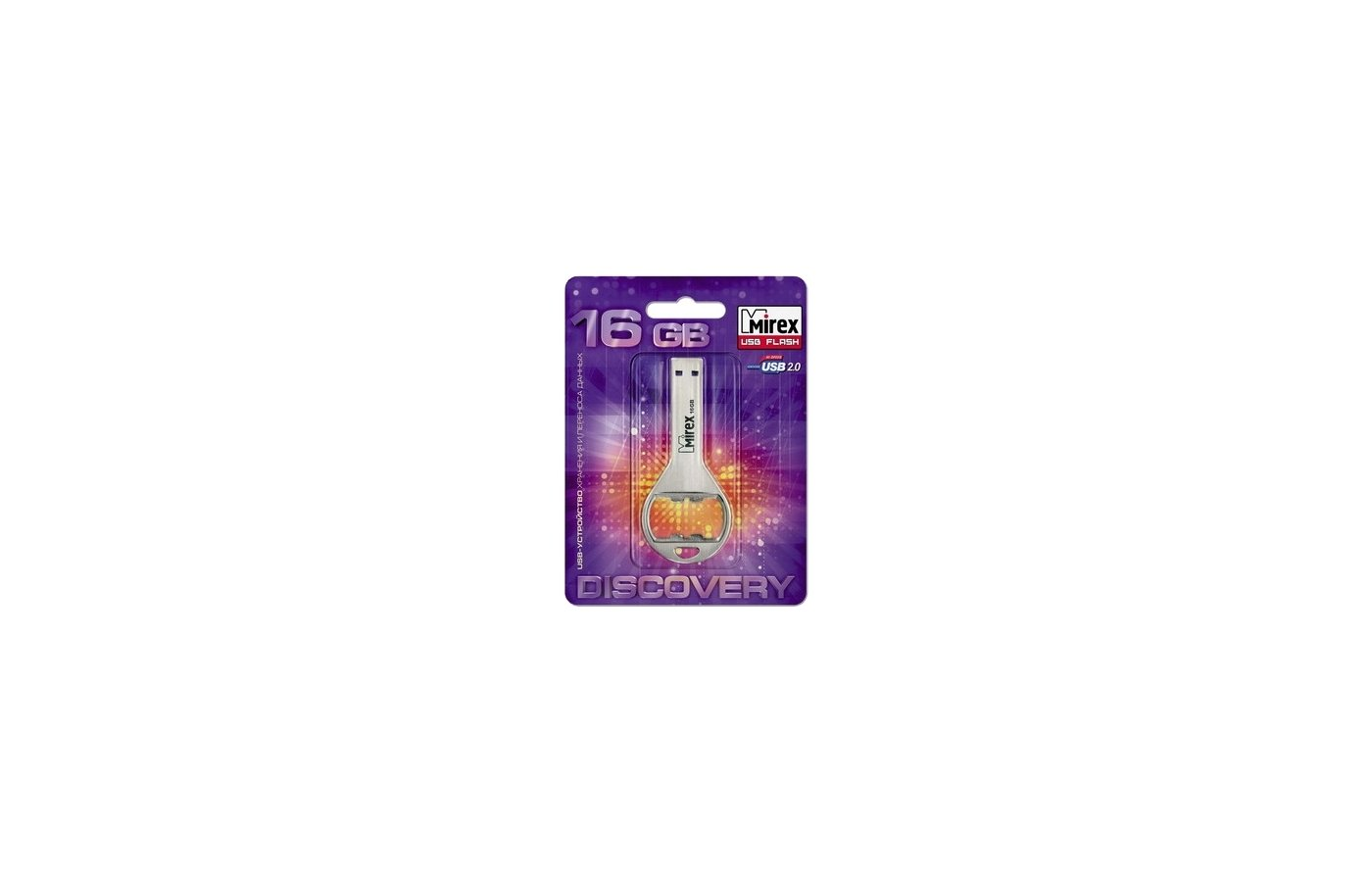 Флеш-диск Mirex 16Gb Bottle Opener