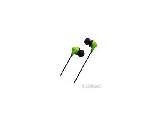 Наушники вкладыши Fischer Audio Sempai SPE 20 зеленый