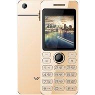 Мобильный телефон Vertex D512 золото/металлик