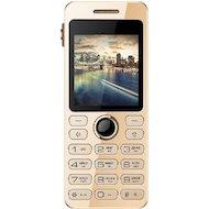 Фото Мобильный телефон Vertex D512 золото/металлик