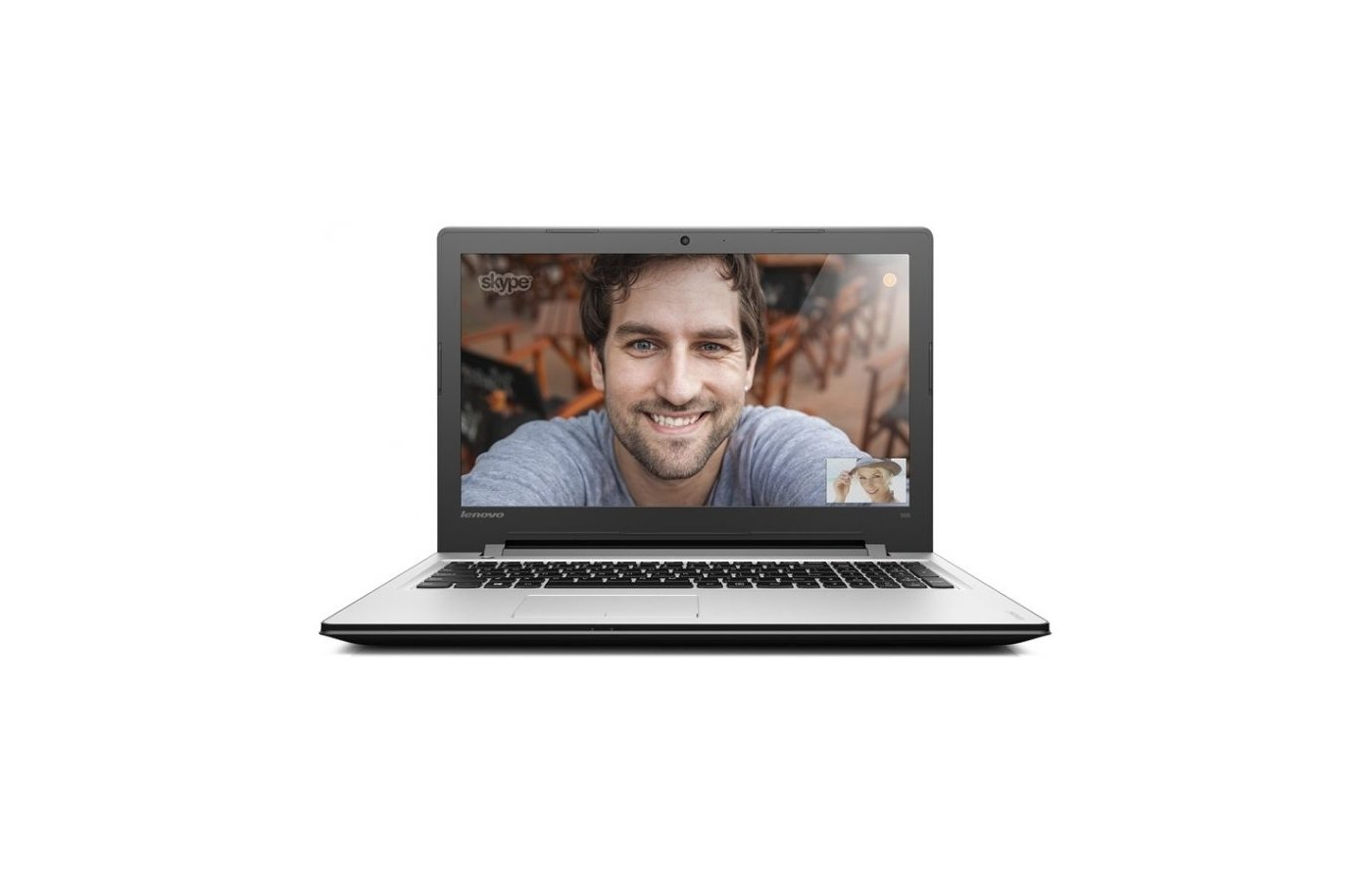 Ноутбук Lenovo IdeaPad 300-15IBR /80M300MCRK/ intel N3710/4Gb/500Gb/15.6/WiFi/Win10