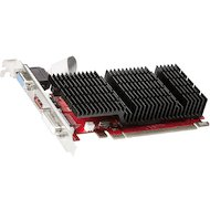 Фото Видеокарта PowerColor PCI-E AX5450 2GBK3-SHV7E AMD Radeon HD 5450 2048Mb 64bit Ret