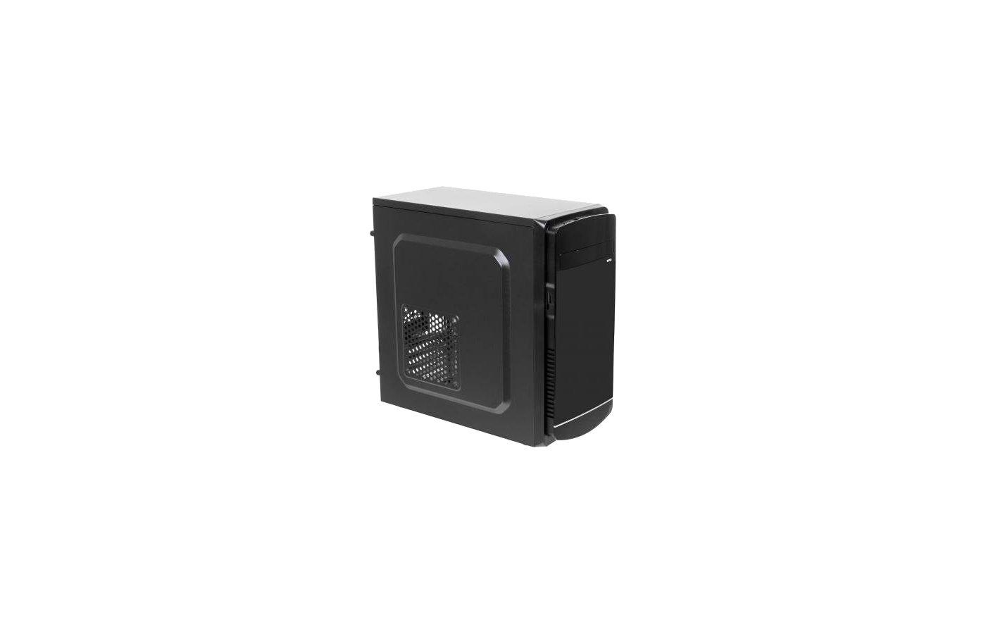 Корпус LinkWorld VC-09304 черный без БП mATX 2xUSB2.0 audio