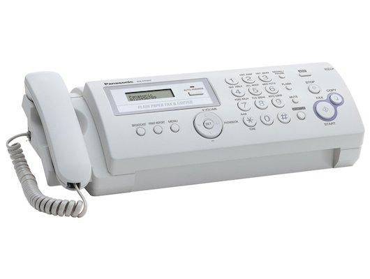 Факс PANASONIC KX-FP 207 RU факс
