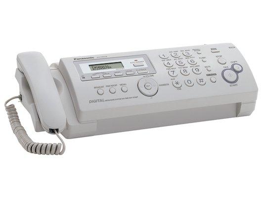 Факс PANASONIC KX-FP 218 RU факс