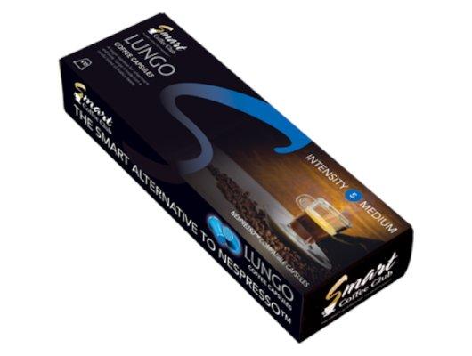 капсулы для кофеварок Smart CC Lungo 10шт