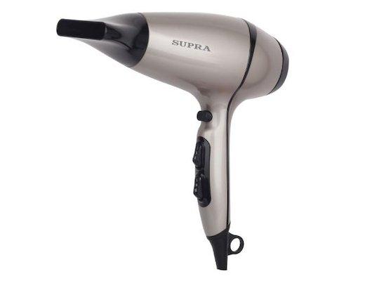 Фены SUPRA PHS-2007 серебристый
