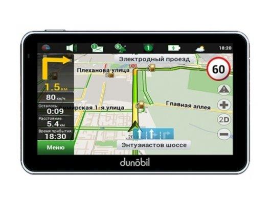 Навигатор Dunobil ultra 5.0
