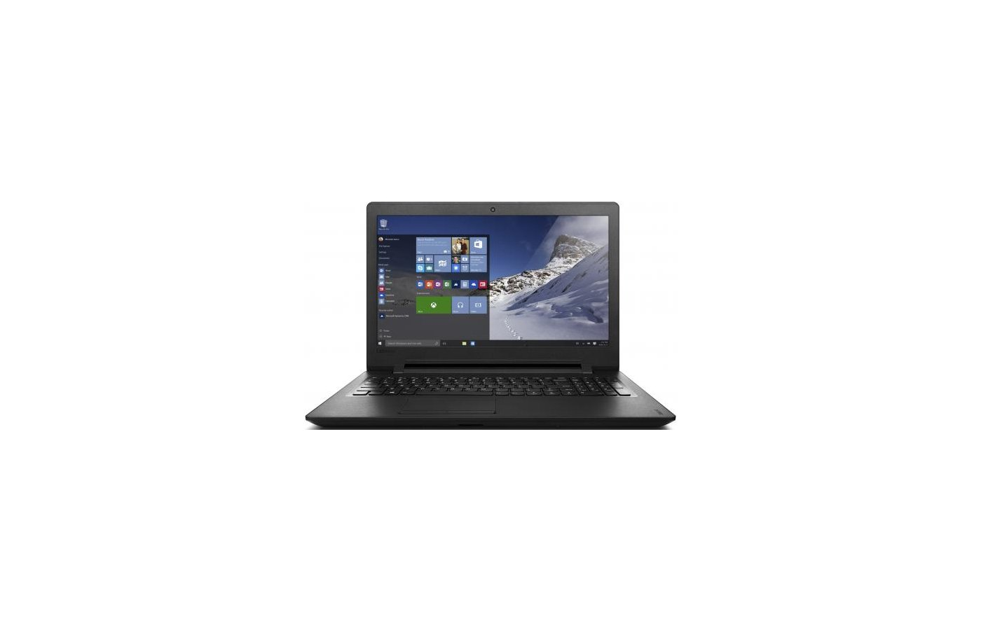 Ноутбук Lenovo IdeaPad 110-15IBR /80T7003TRK/ intel N3060/4Gb/500Gb/15.6/WiFi/Win10