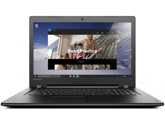 Ноутбук Lenovo IdeaPad 300-17ISK /80QH009SRK/ intel i5 6200U/4Gb/1Tb/R5 M430 2Gb/17.3HD+/WiFi/Win10