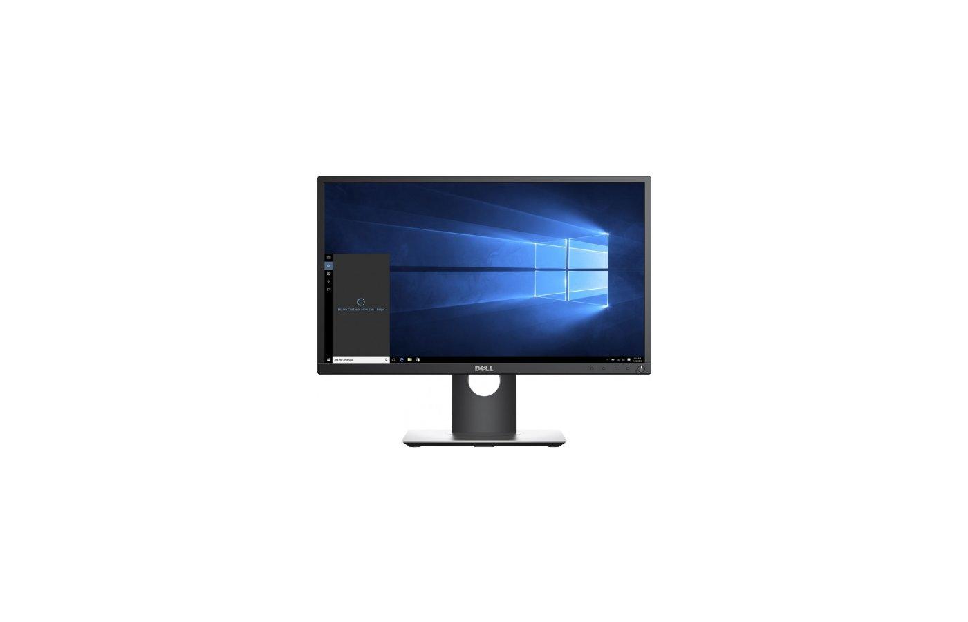 """ЖК-монитор 22"""" Dell P2217H black /2217-5074/"""
