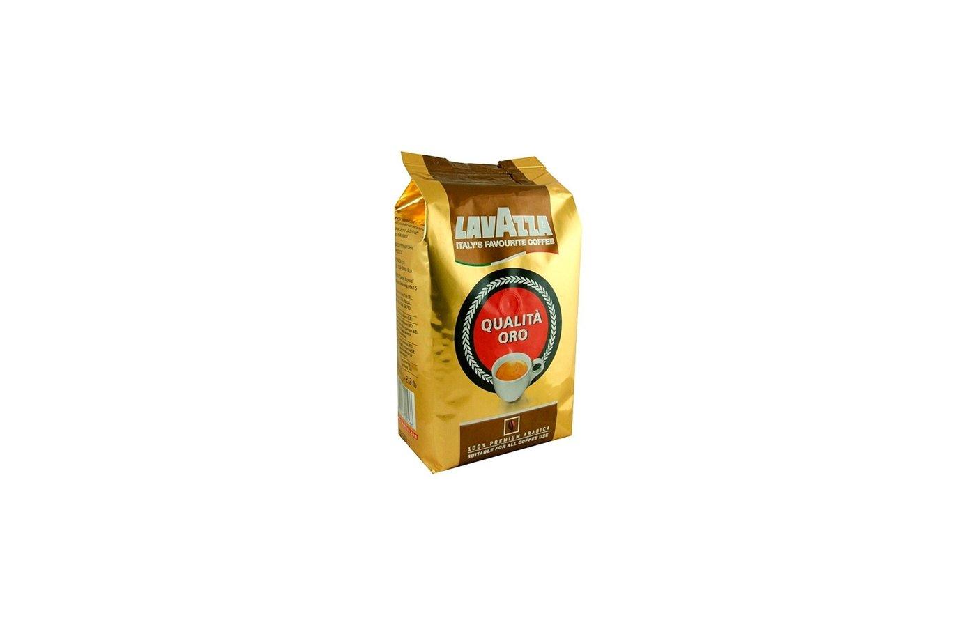 Кофе в зернах LAVAZZA Oro 1000гр в зернах