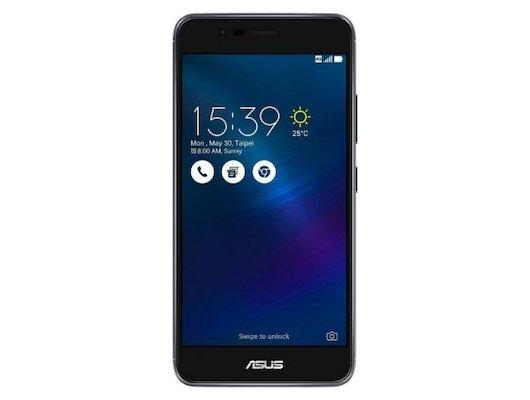 Смартфон ASUS ZC520TL ZenFone Max 16Gb grey