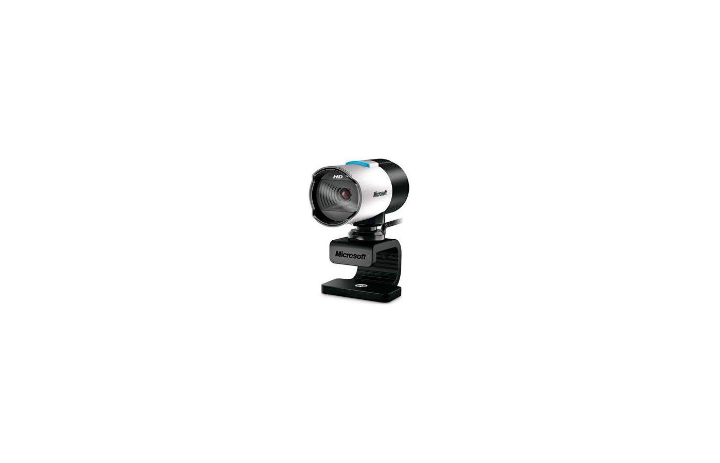 Веб-камера Microsoft LifeСam Studio for Business черный