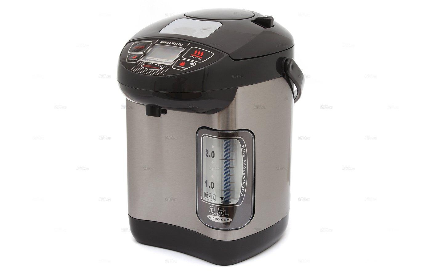 Чайник электрический  REDMOND RTP-M801