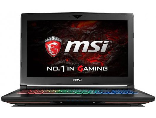Ноутбук MSI GT62VR 6RE(Dominator Pro)-047RU /9S7-16L221-047/