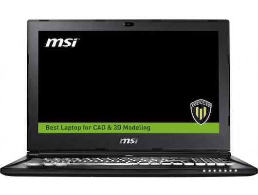 Ноутбук MSI WS60 6QH-643RU /9S7-16H812-643/