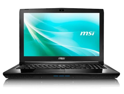Ноутбук MSI CX62 6QD-090RU /9S7-16J622-090/ intel i3 6100H/8Gb/750Gb/DVDRW/GF940MX 2Gb/15.6/WiFi/Win10