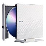 Фото Привод DVD-RW Asus SDRW-08D2S-U белый USB внешний RTL