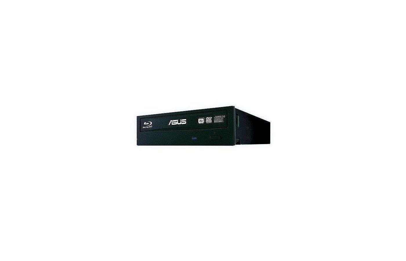 Привод Blu-Ray Asus BC-12D2HT черный SATA внутренний RTL