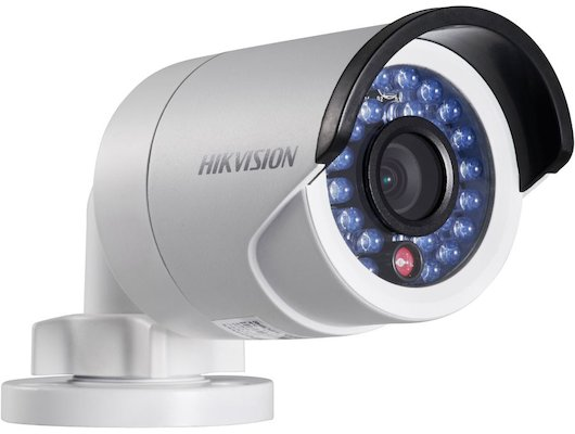 IP Видеокамеры Видеокамера IP Hikvision DS-2CD2022WD-I цветная