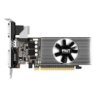 Фото Видеокарта Palit PCI-E PA-GT730-1GD5 nVidia GeForce GT 730 1024Mb 64bit oem low profile