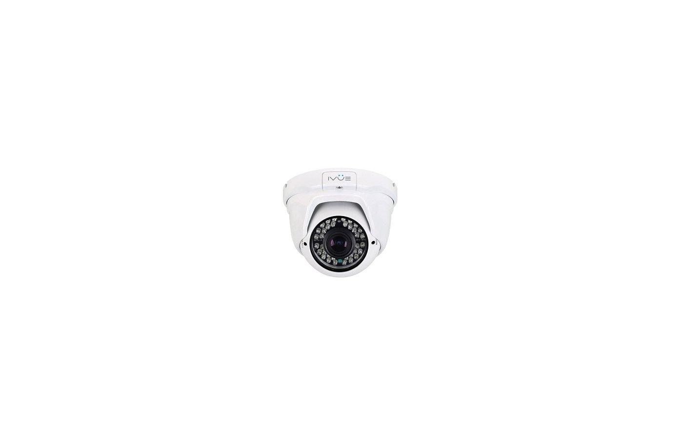 IP Видеокамеры iVue-IPC-OD30V2812-20PD Внешняя купольная IP камера 3.0Mpx