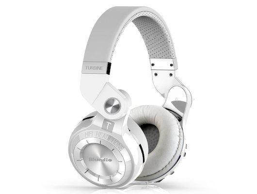 Гарнитуры Bluedio T2+ (FM+SD) белые