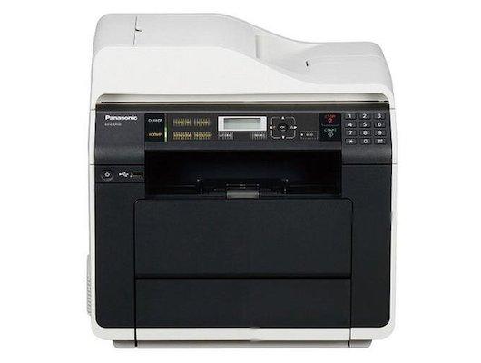 МФУ Panasonic KX-MB2510RU A4 Duplex белый/черный