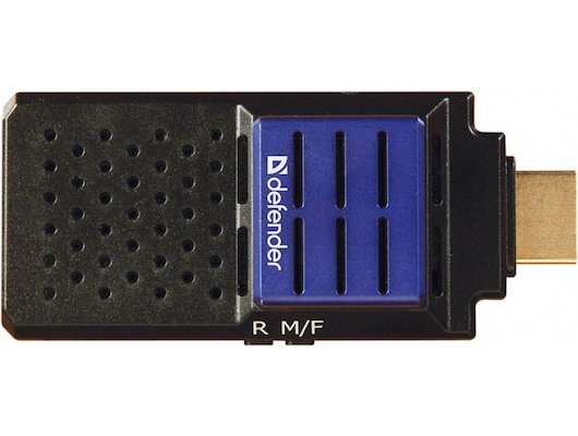 Медиа стримеры и плееры Defender Wi-Fi медиа-транслятор Smart Transmitter X1 Miracast + DLNA
