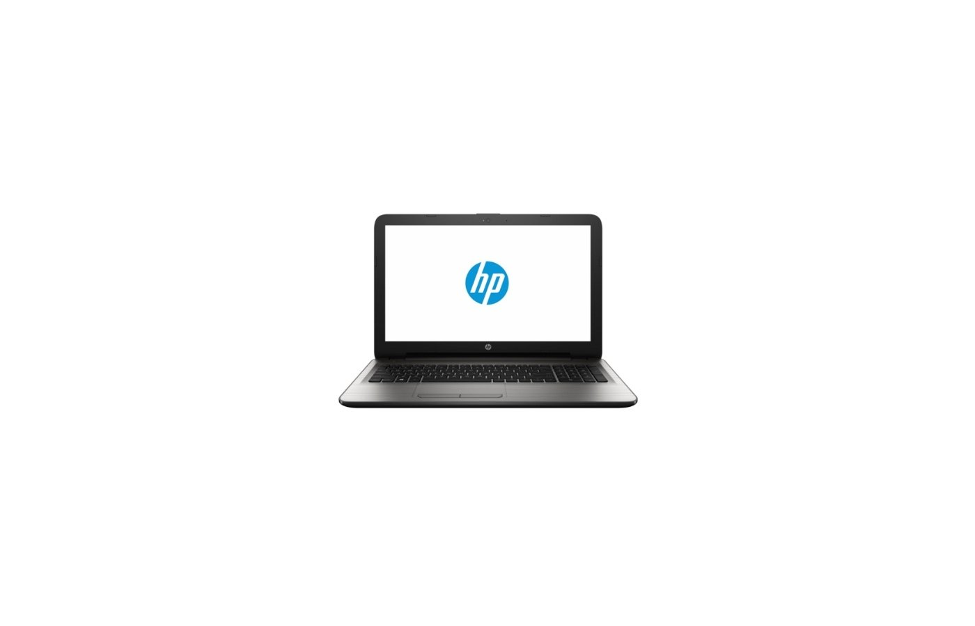 Ноутбук HP 15-ay512UR /Y6F66EA/ intel N3710/4Gb/500Gb/15.6/intel HD/WiFi/Win10 (Silver)