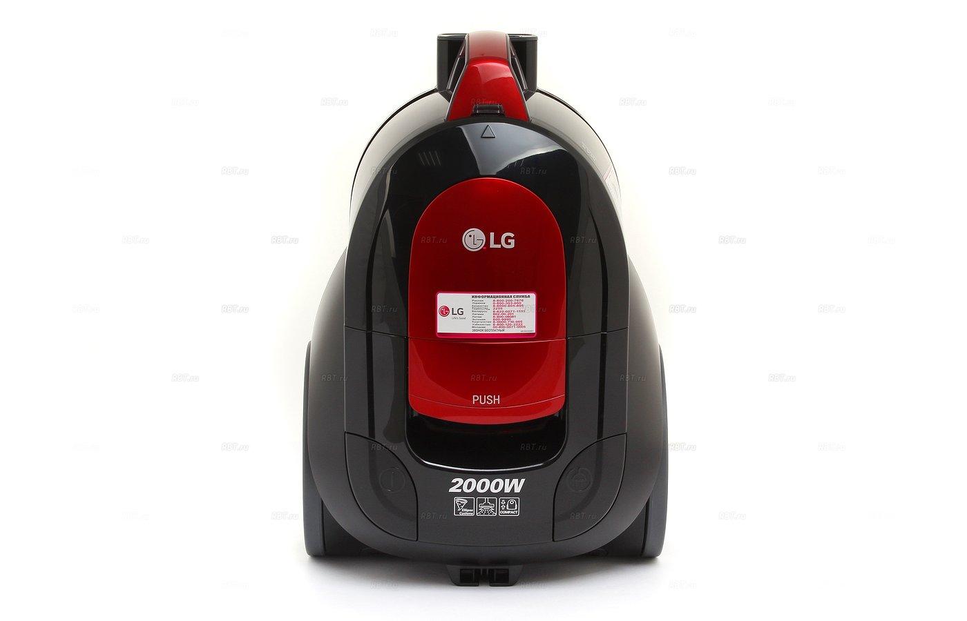 Пылесос LG VK 705W06N