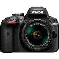 Фотоаппарат зеркальный Nikon D3400 18-55VR AF-P black