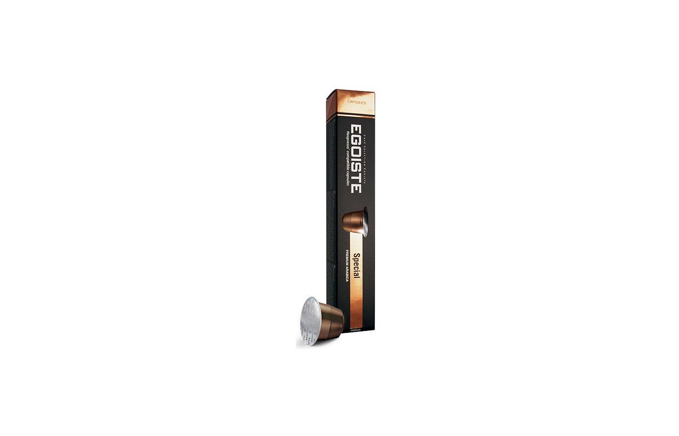 капсулы для кофеварок Egoiste Special 5г.