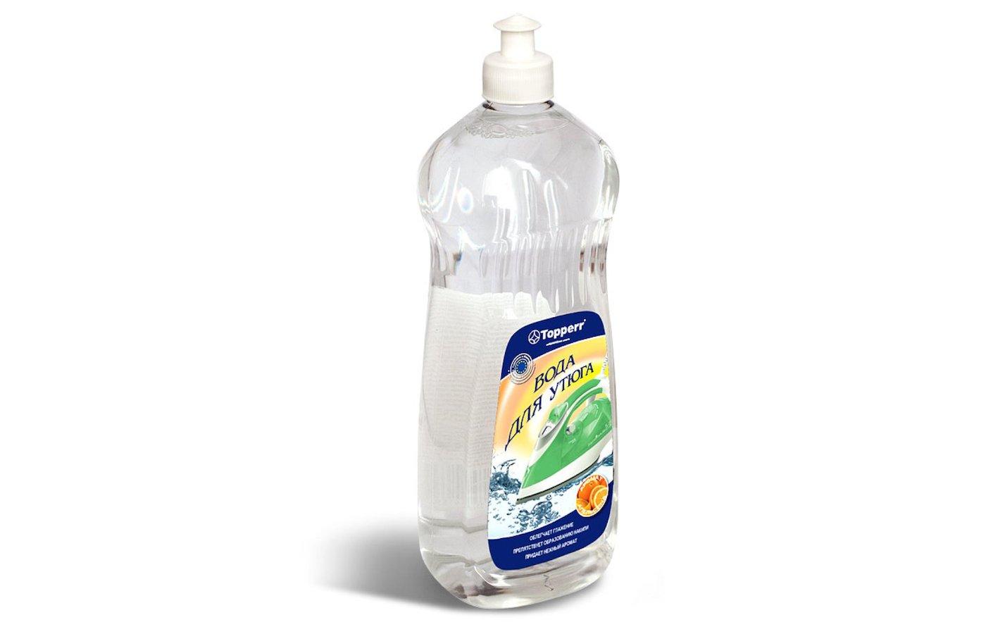Аксессуары для утюгов TOPPERR 3018 Вода для утюга парфюмированная Апельсин