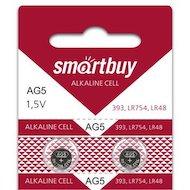 Фото Батарейка Smartbuy AG5-10B 2шт. (SBBB-AG5-10B)
