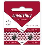 Батарейка Smartbuy AG3-10B 2шт. (SBBB-AG3-10B)