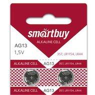 Батарейка Smartbuy AG13-10B 2шт. (SBBB-AG13-10B)