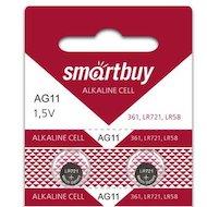 Фото Батарейка Smartbuy AG11-10B 2шт. (SBBB-AG11-10B)