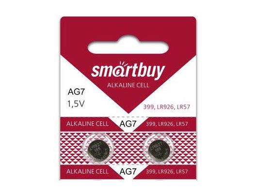 Батарейка Smartbuy AG7-10B 2шт. (SBBB-AG7-10B)