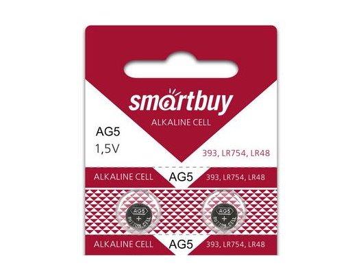 Батарейка Smartbuy AG5-10B 2шт. (SBBB-AG5-10B)