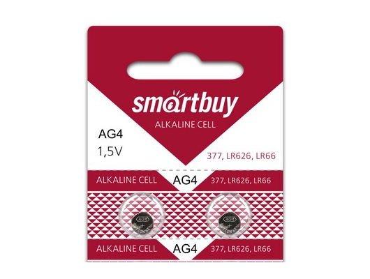 Батарейка Smartbuy AG4-10B 2шт. (SBBB-AG4-10B)