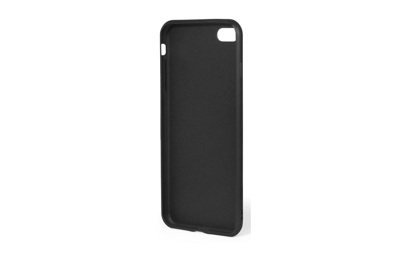 Чехол DF для iPhone 7 (iColorCase-01) black