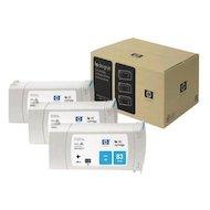 Картридж струйный HP C5067A голубой x3уп. для HP DJ 5500/5500ps/5000/5000ps (680мл)