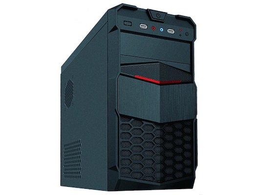 Системный блок РБТ 258 intel i3 4160 3.6GHz/8Gb/1Tb/R7 360-2Gb/DVD-RW/DOS