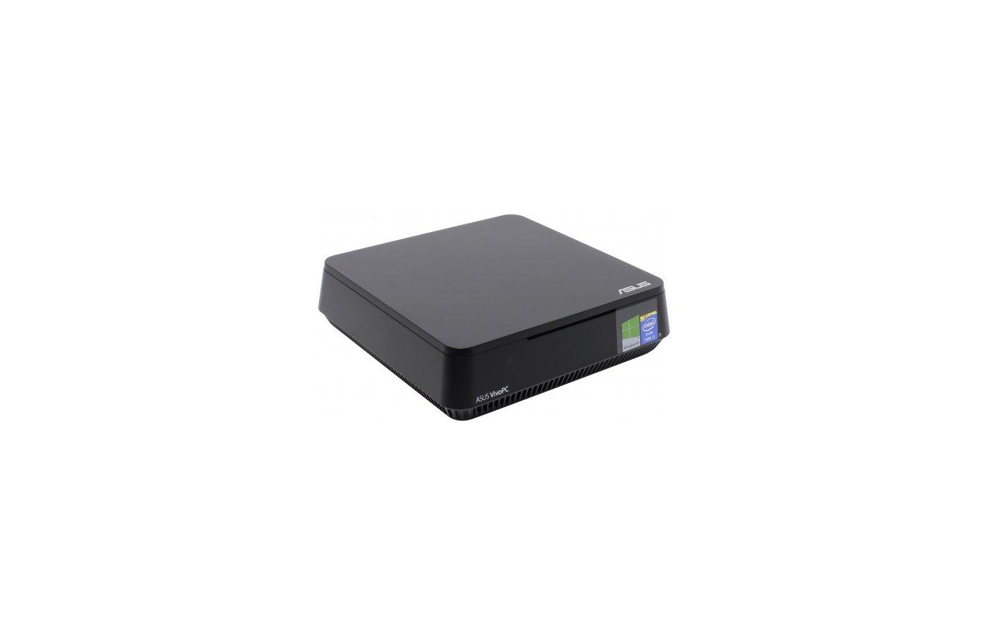Системный блок Asus VivoPC VC60-B267Z slim /90MS0021-M02670/