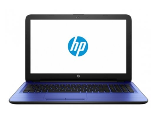 Ноутбук HP 15-ay513UR /Y6F67EA/ intel N3710/4Gb/500Gb/15.6/intel HD/WiFi/Win10 (Blue)