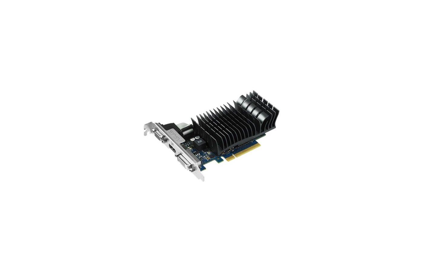 Видеокарта Asus PCI-E GT730-SL-2GD3-BRK nVidia GeForce GT 730 2048Mb 64bit Ret