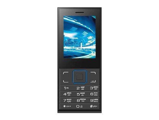 Мобильный телефон Vertex D513 черный